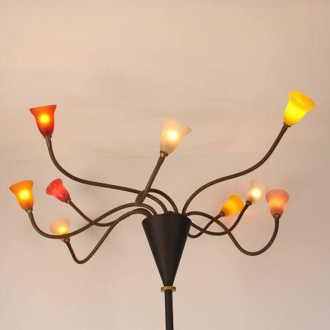 Vloerlamp Dutch Design van Rob Nollet voor Déjà Vu