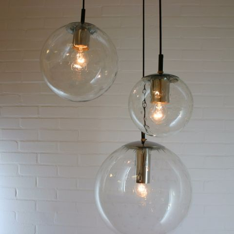Hanglamp Trio Compositie 'Bubble' Dutch Design van Raak Amsterdam