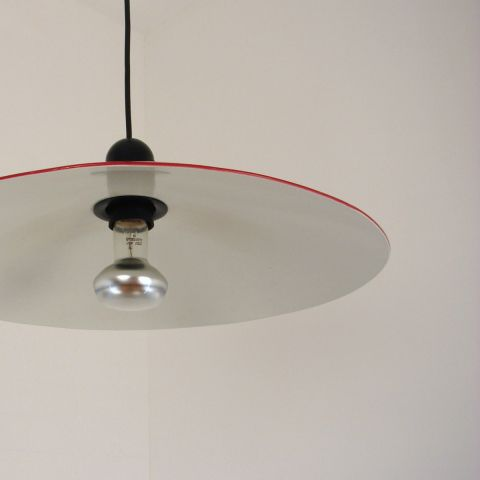 Strakke hanglamp Dutch Design van Philips