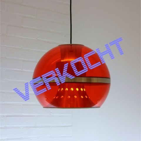 Space Age Hanglamp Dutch Design Dijkstra