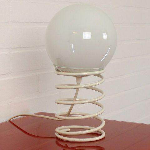 Tafellamp Spiraal Dutch Design van WOJA, Holland