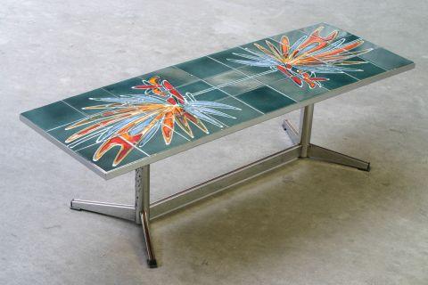 Adri keramische tegel tafel