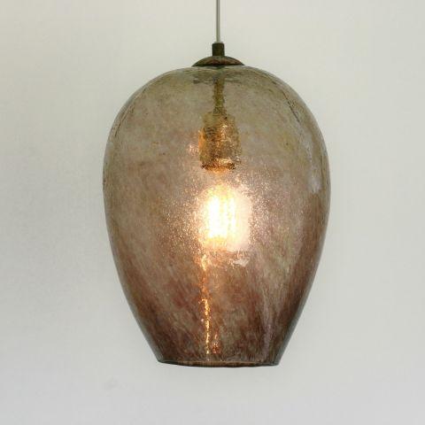 Mondgeblazen hanglamp 'Areca '