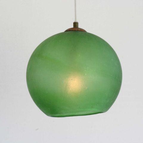 Mondgeblazen hanglamp 'Imperial Jade II'