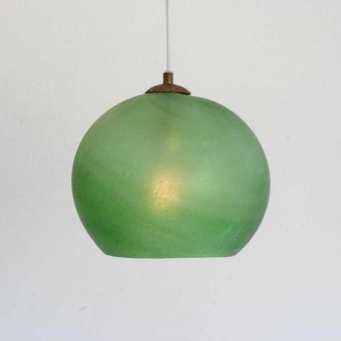 Mondgeblazen hanglamp 'Imperial Jade III'