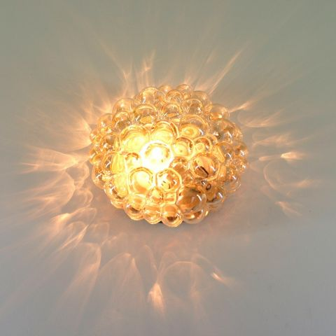 Plafond/wandlamp Fins Design van Helena Tynell, Glashütte Limburg
