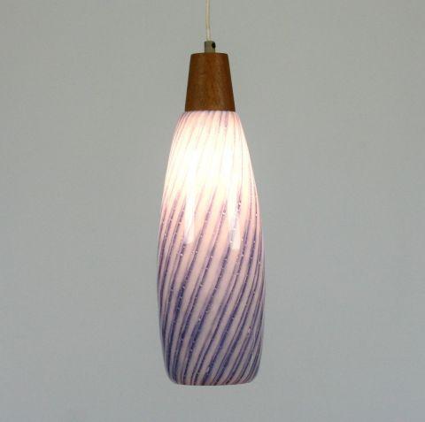 Zeldzame Deense hanglamp