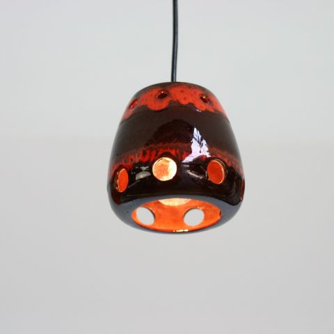 Space Age Fat Lava Hanglamp