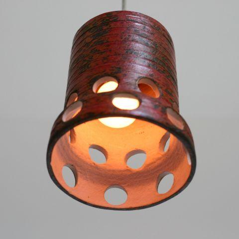 Hanglamp van keramiek