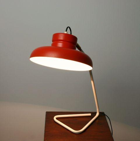 Tafellamp Dutch Design van Raak Amsterdam type 'Pub'