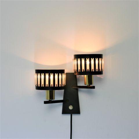 Dutch Design Wandlamp 'Mad Men' voor Anvia Almelo