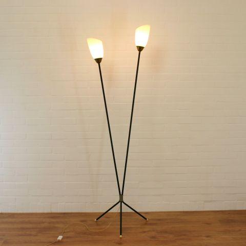 Zeer fraaie Vloerlamp uit de jaren 50